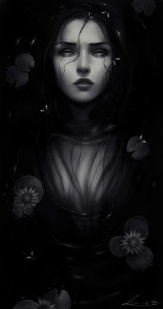 Beatrice, also called Bee by her friends is just a normal girl who wa… # Fantasy # amreading # books # wattpad Dark Fantasy Art, Fantasy World, Dark Art, Character Inspiration, Character Art, Arte Horror, Dark Beauty, Digital Art, Digital Paintings