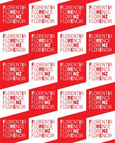 Reviewed: New Logo for the City of Florence by Fabio Chiantini