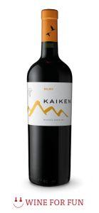 Malbec Reserva Mendoza DO 2014 - Kaiken Shops, Mendoza, Red Wine, Alcoholic Drinks, Bottle, Glass, Fun, Message In A Bottle, Tents