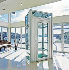 Stunning Artisan Elevator