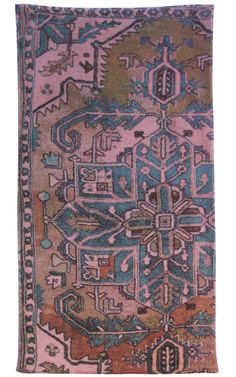 Denizli Rug - Rust - Fresco Towels