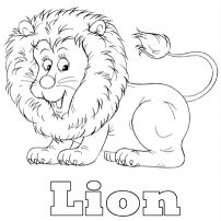 Paper Bag Puppet Template Lion: paper bag puppet pattern