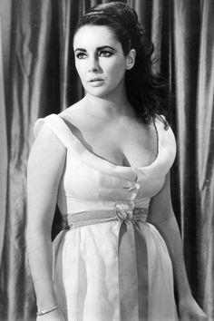 1963: Elizabeth Taylor