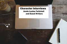 Annie Louise Twitchell: Character Interview with Petra Grace