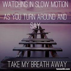 Take My Breath Away- Berlin