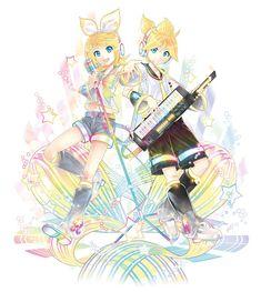『鏡音リン・レン』は、2007年に「キャラクター・ボーカル・シリーズ(CVシリーズ)」第2弾として発売し、皆様のおかげで2017年12月27日に10周年を迎えます。<br>リン・レン10周年を記念したイベントやコラボ、グッズなどたくさんの企画をご用意しております!