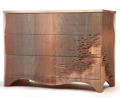 Chest of drawers 'George', Designed and made by Gareth Neal, UK