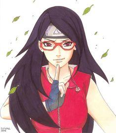I felt like drawing some fanart for the new generation of Naruto. Here we have Team Konohamaru with Sarada, Boruto and Mizuki a. Anime Naruto, Naruto Sasuke Sakura, Naruto Girls, Naruto Art, Naruto Uzumaki, Manga Anime, Hinata Hyuga, Kakashi, Boruto And Sarada