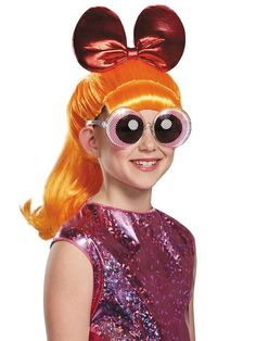 Check out Powerpuff Girls Blossom Wig - Costume Accessories for 2018 | Wholesale Halloween Costumes from Wholesale Halloween Costumes