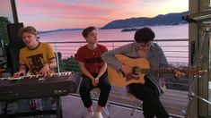 Sunflower - Post Malone, Swae Lee (Cover By New Hope Club) So Much Love, My Love, Reece Bibby, New Hope Club, Love Again, Post Malone, Singers, Grunge, High School