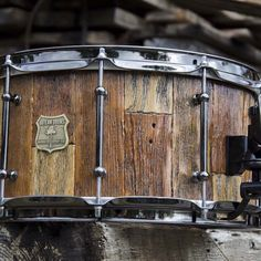 Old wood snare Beautiful Bedding Sets, Snare Drum, Drum Kits, Crown Jewels, Old Wood, Percussion, Drums, Music Instruments, San