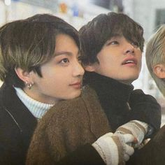 """winter package 2020 was there for me when no one else was"" Bts Jungkook, V Taehyung, Foto Bts, Bts Photo, Taekook, K Pop, Vkook Memes, Jeongguk Jeon, K Wallpaper"