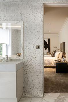 West London House / SHH Architects #bathroom