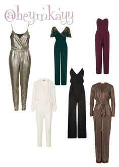 The 70's, the Jumpsuit & why they're back! by missmkayy on Polyvore featuring polyvore, fashion, style, Emilio Pucci, Topshop, Tamara Mellon, MaxMara, Virgos Lounge and Love