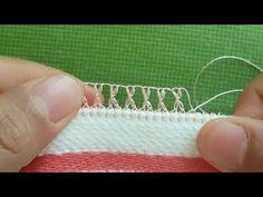 İğne oyası ipek başörtü yapımı - YouTube Tatting, Needle Lace, Olay, Crochet Motif, Hand Embroidery, Youtube, Arrow Necklace, Projects To Try, Diy Crafts