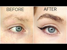 How I Grew Thicker Eyebrows In 2 Months Naturally! Guaranteed Thicker Eyebrows - YouTube