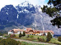 Hotel Llao Llao en Bariloche, Argentina