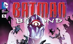 Weird Science DC Comics: Batman Beyond #5 Review and *SPOILERS*