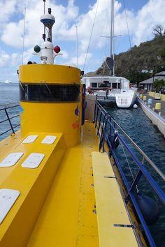 #St_Barth #Antilles #St_Barthélemy #voyage #découverte #ArthurAutourDuMonde #tournage #sousmarinjaune