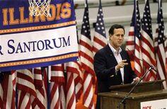 58 #prezpix #prezpixrs election 2012 candidate: Rick Santorum publication: abc news photographer: AP Photo publication date: 3/18/12
