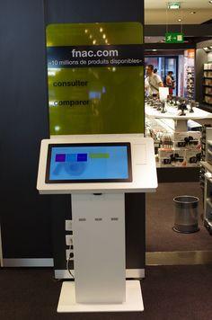 Fnac de Bercy : un magasin pas tout à fait connecté