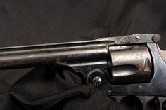 H&R .38 S&W Top Break Revolver Auto Ejecting 3rd Model 4th Var. Revolver