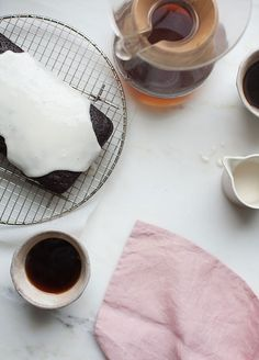 Putting rich decadent beer in cake is always a good idea! The beer in this Chocolate Stout Cake with Sweet Whiskey Glaze comes through in a subtle way (it's not too boozy!).