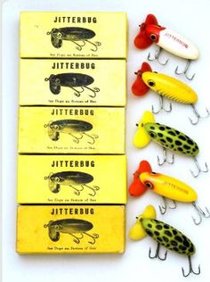 Freshwater fishing can be a great experience. Find out more about freshwater fishing including useful tips and how to stay safe when you are on the water. Homemade Fishing Lures, Trout Fishing Tips, Vintage Fishing Lures, Saltwater Fishing Gear, Fishing Bait, Gone Fishing, Fishing Stuff, Fishing Hole, Fishing Reels