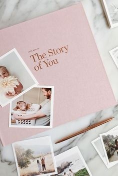 Our best-selling baby book is back in stock. Create The Story of You Baby Book today. Psst... They make great baby shower gifts.   Image by @emthegem