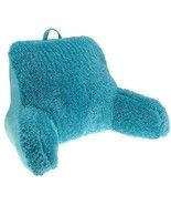 Turquoise Bedrest Pillow Poodle Full Size Adult... - $79.19