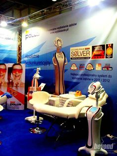BEYOND at the 22nd CEDE 2012 - Central European Dental Exhibition