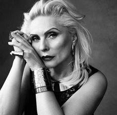 Debbie Harry by Tom & Lorenzo for Vogue Spain