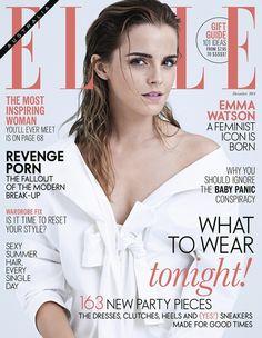 Elle Australia December 2014