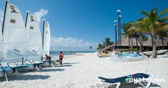 Water Sports at the Barcelo Maya Palace Deluxe, Cancun