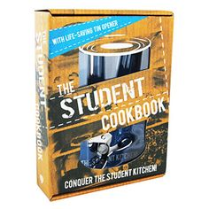 The Student Cookbook | cheap Recipe Books at The Works