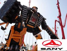 15 Best Sany Excavator images in 2017 | Digger, Crane, Hydraulic