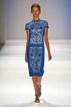 Tadashi Shoji Spring 2013 Ready-to-Wear Collection