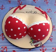 breast cake - Google Search