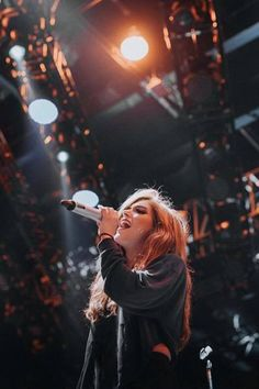 Chrissy Costanza // Against the Current