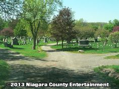 Glenwood Cemetery was founded and erected in 1863  http://niagaracountyentertainment.com  niceinfo@niagaracountyentertainment.com