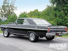 Mopp 0903 03 Z+1968 Dodge Dart Gts+rearside