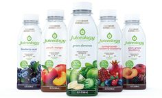 Juiceology on Packaging of the World - Creative Package Design Gallery