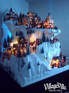 Christmas Village Ideas - Bing Images
