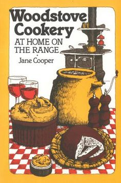 Woodstove Cookery provides tips and recipes for cooking on an old wood cook stove.