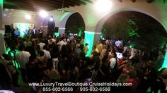 YMCA party cover in Old San Juan Cruise Holidays | Luxury Travel Boutique