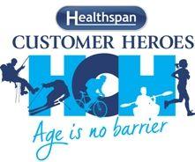 Customer Heroes Logo- www.healthspan.co.uk/customer-heroes