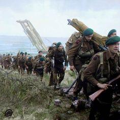 Sbarco in Normandia, il d-day inedito: le foto storiche diventano a colori