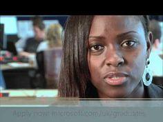 UK MACH graduate Loretta