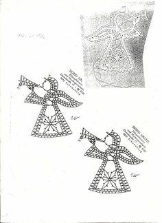 Afbeeldingsresultaat voor bobbin lace Natal / Christmas