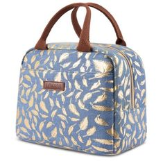 Lokass 2019 Insulated cooler bag Water-resistant Thermal Soft Best Lunch Bag Lunch Totes For Women